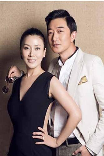邵峰低调娶影后 演员邵峰老婆刘欣个人资料微博年龄作品(2)