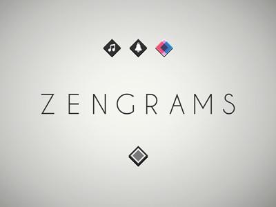 Zengrams 方块拼凑攻略大全