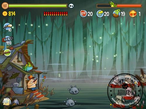 Swamp Attack(沼泽派对)玩法技巧大全