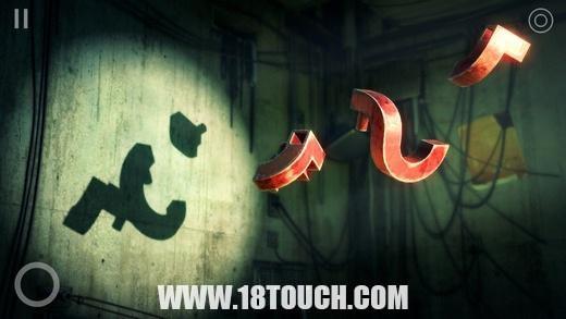 在墙上投射出各种动物影子的游戏吗?