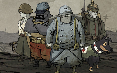 valiant hearts:the great war 勇敢的心伟大战争攻略大全