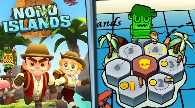 登顶iOS免费榜《诺诺岛》:诺诺の奇妙大冒险