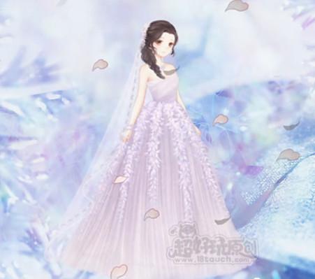 奇迹暖暖国庆活动婚纱紫藤花誓言套装获得攻略