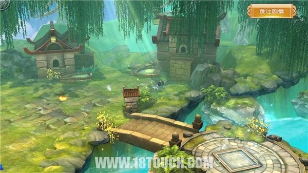 《完美世界3d》评测:石昊历险记动画开播图片
