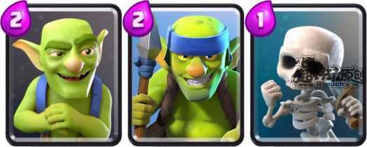 皇室战争新手配卡不求人 如何搭配适合自己的卡组4.jpg