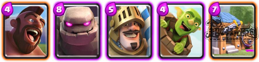 皇室战争新手配卡不求人 如何搭配适合自己的卡组5.jpg