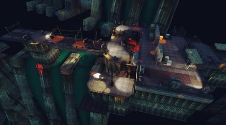 《鬼吹灯3D》手游BOSS战斗视频