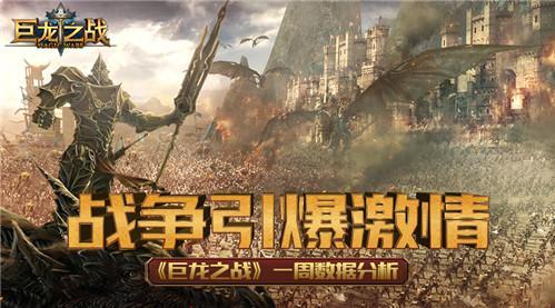 战争引爆激情!《巨龙之战》中战争成为解决问题的唯一手段!