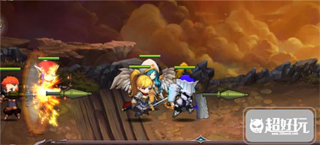 少年勇者团英雄攻略 s级侠客孤胆枪手技能攻略