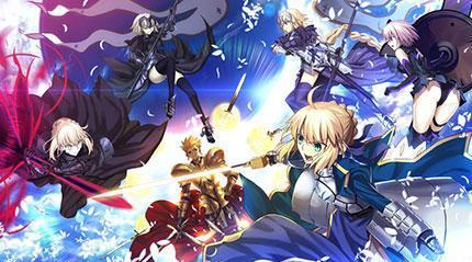 《FateGrand Order》皇冠加冕 震撼公测