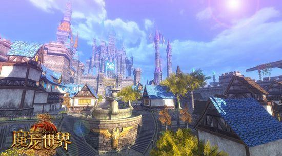 魔龙世界游戏视频 世界塔玩法介绍