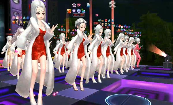 gogoboi入驻《劲舞团》手游,玩转跨界时尚