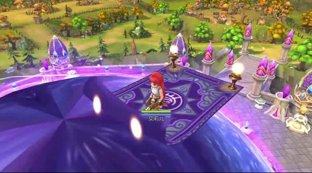 仙境传说RO:守护永恒的爱载具展示视频