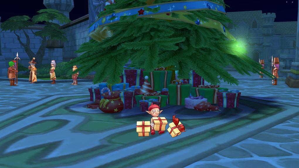 一定要让玩家早恋!「仙境传说RO」手游陪你过浪漫圣诞节