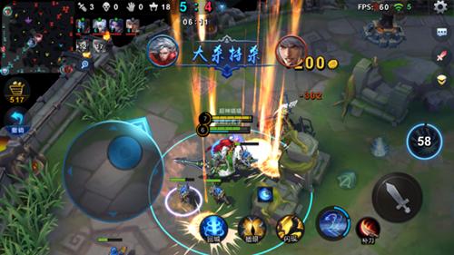 小米超神高清游戏截图