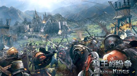 《COK列王的纷争》巨龙季后赛总决赛 6月18日开战
