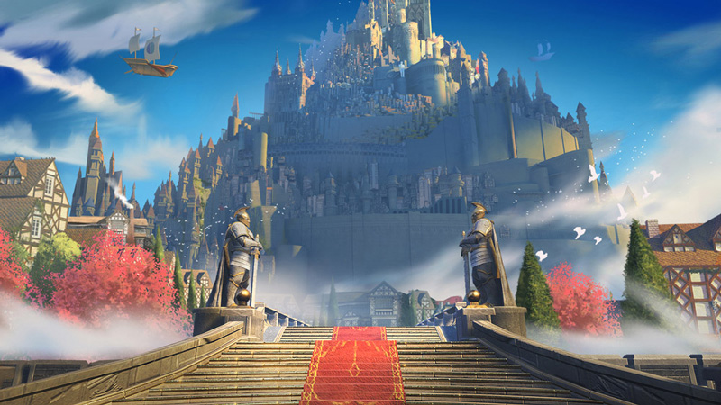 图4:走入《格罗亚传奇》的魔幻世界.jpg