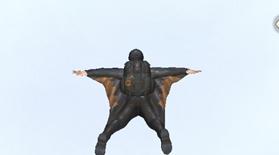 荒野行动:避免落地成盒!大神的这些跳伞技巧能让你精准降落