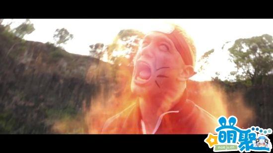 老外制作《火影忍者》鸣人佐助对决真人视频 全程逗比特效满分11